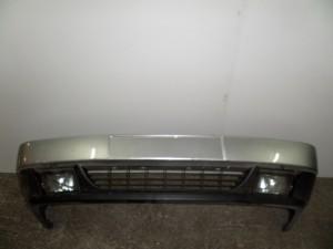 Alfa romeo 164 super 1992-1997 προφυλακτήρας εμπρός ασημί
