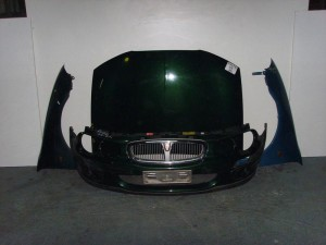 Rover 25 1999-2005 μετώπη εμπρός κομπλέ πράσινο