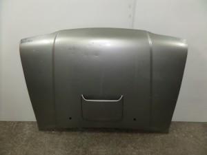 Kia Sportage 1995-2004 diesel καπό εμπρός ασημί