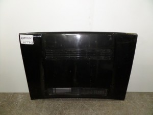 Lancia integrale 83-92 καπό εμπρός μαύρο