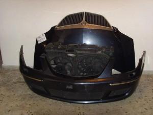 Lancia phedra 2002-2008 μετωπη-μούρη εμπρός κομπλέ μωβ σκούρο