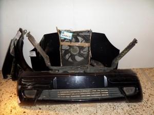 Mercedes vaneo 02-05 μετώπη εμπρός κομπλέ μαύρο