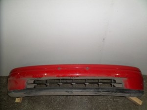 Toyota paseo 96 προφυλακτήρας εμπρός κόκκινο