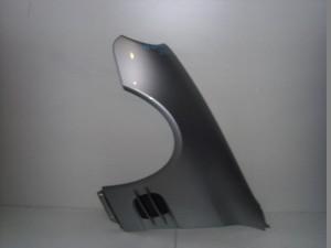 Mercedes sl r230 2002-2008 αριστερό φτερό ασημί