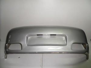 Porsche boxster 986 1996-2004 προφυλακτήρας πίσω ασημί