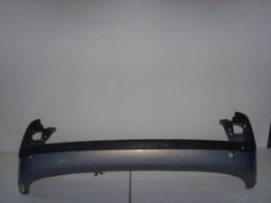 Renault espace 2003-2012 πίσω προφυλακτήρας ασημί