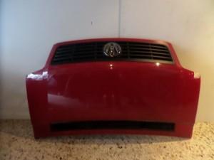 VW LT 1996-2006 καπό εμπρός κόκκινο