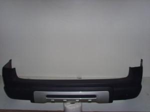 Volvo xc-70 00-07 πίσω προφυλακτήρας άβαφτος