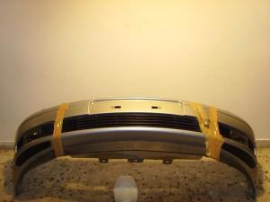 Opel Omega B 2000-2003 προφυλακτήρας εμπρός ασημί