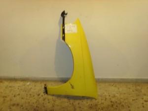 Opel tigra 95-04 αριστερό φτερό κίτρινο