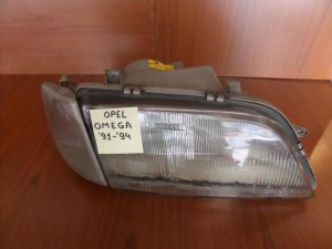 Opel Omega 1991-1994 φανάρι εμπρός με φλάς δεξί