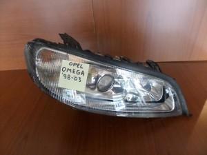 Opel Omega B 2000-2003 φανάρι εμπρός με προβολάκι δεξί