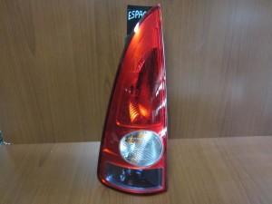 Renault Espace 2003-2012 πίσω φανάρι αριστερό