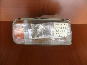 Suzuki Vitara 1989-1998 φανάρι εμπρός απλό δεξί