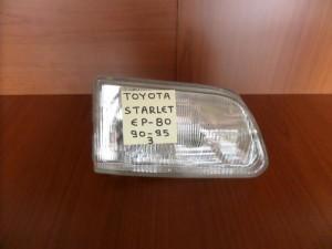 Toyota starlet ep-80 1990-1995 φανάρι εμπρός δεξί