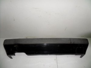 VW golf 2 manhattan 88-91 πίσω προφυλακτήρας μαύρος
