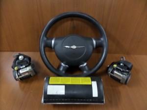 Chrysler crossfire 2003-2008 airbag