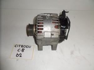 Citroen C8 02 δυναμό