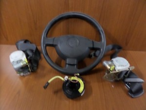 Daihatsu Cuore 2002-2006 Set airbag