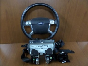 Ford S-max 2007-2011 airbag