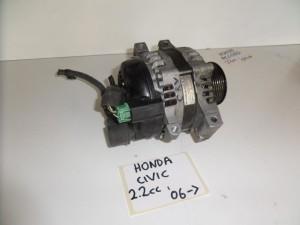 Honda civic 2.0cc 2006-2012 diesel δυναμό