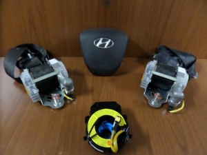 Hyundai i20 2008-2012 airbag
