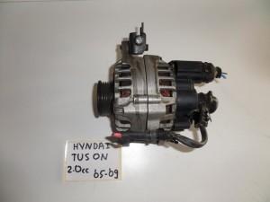 Hyundai tucson 2.0cc 2004-2010 δυναμό