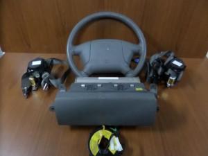Kia rio 02-05 airbag-βολάν