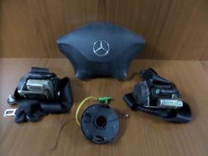 Mercedes vito w639 II σειρά 04-10 airbag