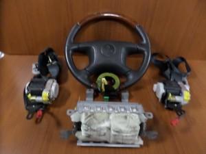 Mitsubishi pajero sport 2000-2008 airbag