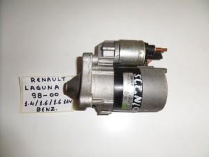Renault laguna 98-00 1.4 k 1.6 kai 1.6cc 16v βενζίνη μίζα