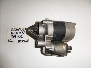 Renault megane 99-02 1.6 16v βενζίνη μίζα