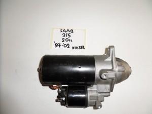 Saab 9-5 diesel 97 2.2cc μίζα