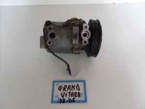 Suzuki grand vitara 98-05  κομπρεσέρ air condition