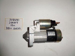 Suzuki Jimny 1.5cc diesel 98 μίζα
