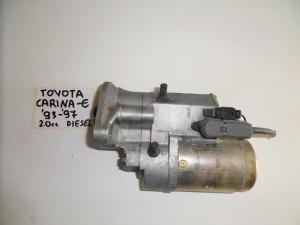 Toyota carina E 1991-2001 2.0cc diesel αυτόματο μίζα