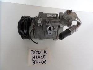 Toyota Hi-Ace 1997-2006 κομπρεσέρ air condition