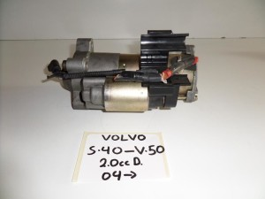 Volvo S40-V50 2.0cc D 04 μίζα