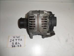 VW Jetta 05-11 diesel 1.9cc δυναμό