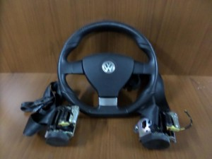 VW scirocco 08 airbag