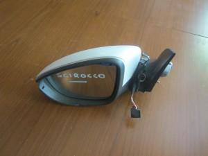 VW scirocco 08 ηλεκτρικός καθρέπτης άσπρος αριστερός