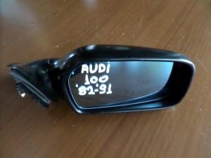 Audi 100 1986-1990 Facelift ηλεκτρικός καθρέπτης δεξιός άβαφος