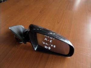 Audi A6 04-08 ηλεκτρικός καθρέπτης δεξιός μαύρος (7 καλώδια)