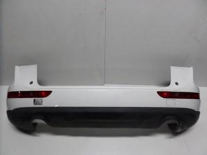 Audi Q7 2006-2010 πίσω προφυλακτήρας άσπρος
