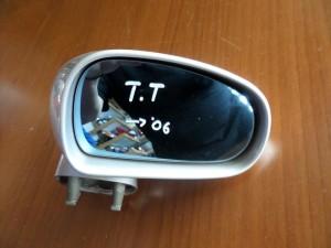 Audi TT 1998-2006 ηλεκτρικός καθρέπτης δεξιός ασημί