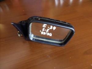 BMW series 5 E34 88-92 ηλεκτρικός καθρέπτης δεξιός σκούρο μπλέ