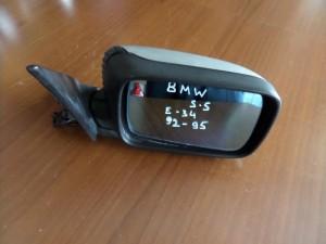 BMW series 5 E34 92-95 ηλεκτρικός καθρέπτης δεξιός ασημί
