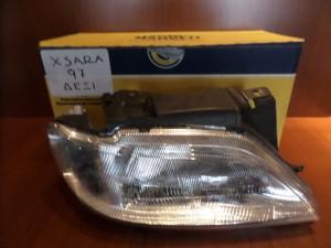 Citroen Xsara 1997-2000 carello γνήσιο καινούργιο φανάρι εμπρός δεξί