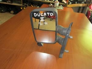 Fiat ducato-Citroen jumper-Peugeot boxer 1993-1998 απλός καθρέπτης αριστερός άβαφος
