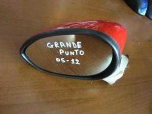 Fiat grande punto,fiat grande punto evo 2005-2015,fiat linea 2007-2015 ηλεκτρικός καθρέπτης αριστερός κόκκινος